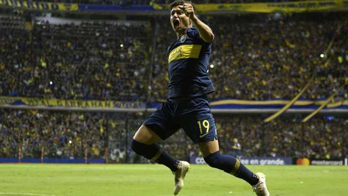 Mauro Zárate, el inamovible de Boca en 2019