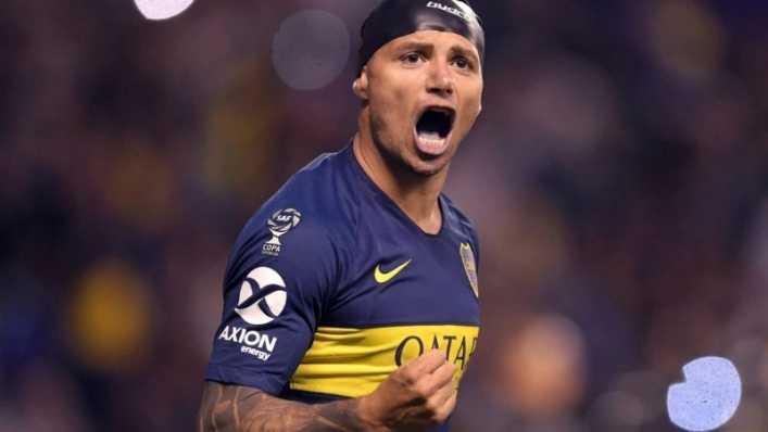 Mauro Zárate: No pensaba en irme, quiero triunfar en Boca