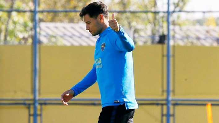 Mauro Zárate será titular en Boca