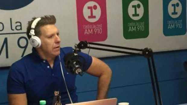 Me duele decirlo: furia y bomba de Alejandro Fantino en radio La Red