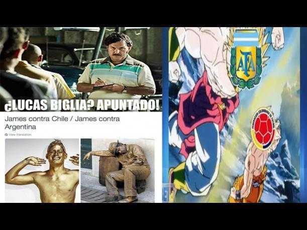 MEMES: Colombia vs Argentina y los memes por las Eliminatorias Rusia 2018