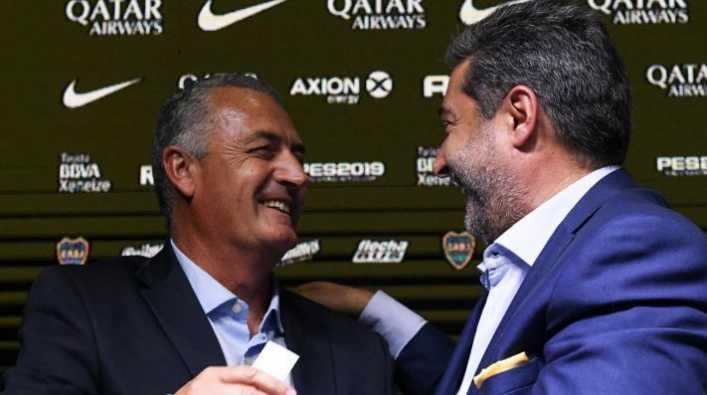 Menos mal que Boca no tiene al entrenador que pidió Angelici