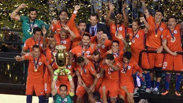 VIDEO: Messi falla en los penales y Chile es campeón de Copa América