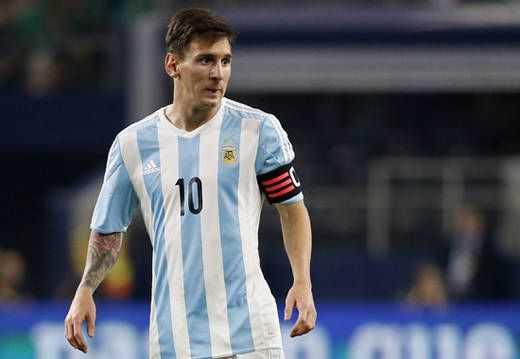 messi quiere copa america para curar heridas con argentina