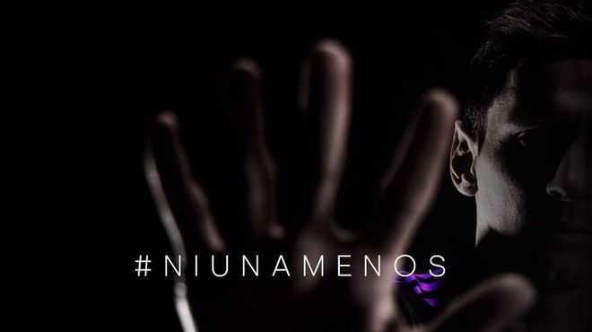 Messi, Riquelme y Tinelli dan apoyo a la marcha contra la violencia de género