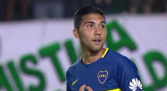 Mi sueño es salir campeón con Boca