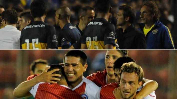 Mientras juega Boca, el domingo podría ascender Riquelme con Argentinos
