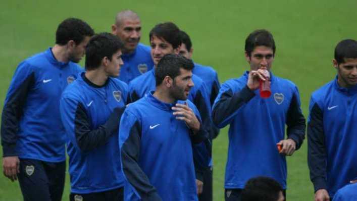 Mientras la historia pasa por Riquelme, Boca se entrenará nuevamente