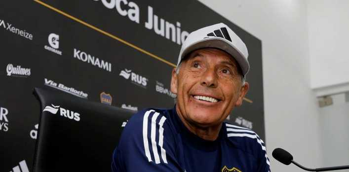 Miguel Ángel Russo le respondió a Rojitas