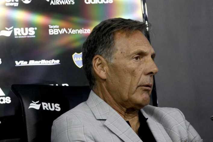 Miguel Russo: Estamos bajo mucha presión y exigencia