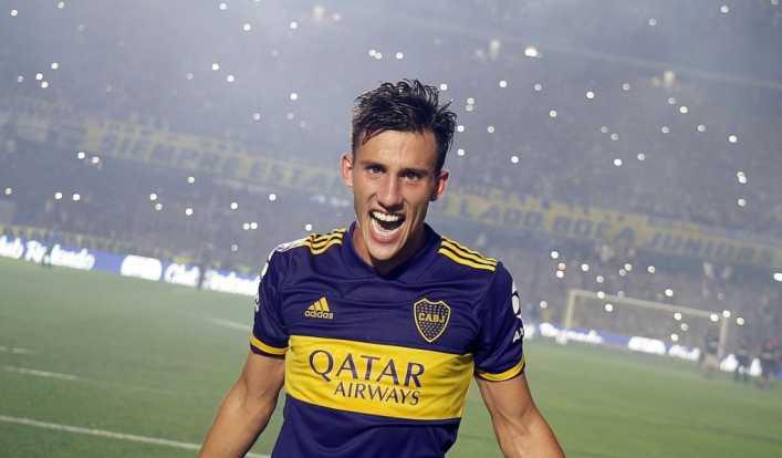 Nicolás Capaldo y su debut en la Bombonera