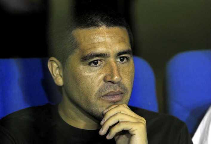"Juan Román Riquelme: ""No voy a ir a la cancha, a ver si molesto a alguien..."""