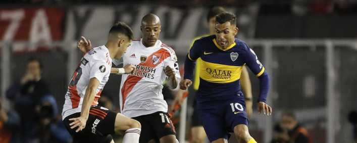 Ojalá se dé una final entre Boca y River por la Superliga