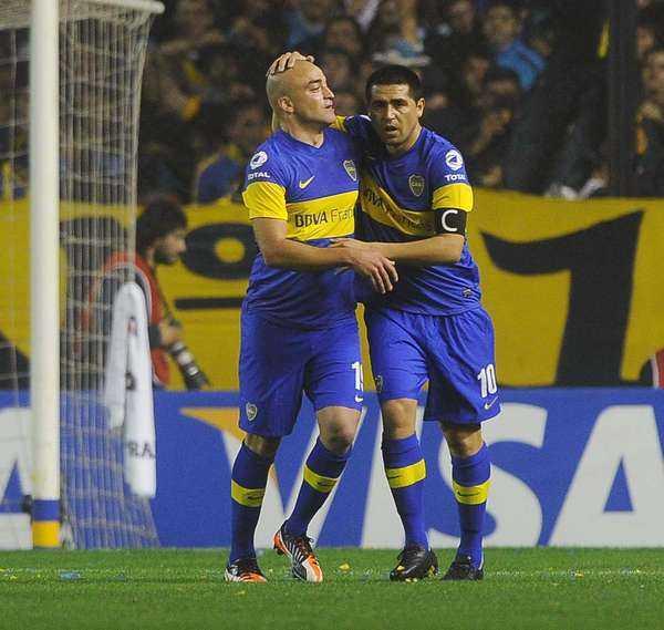 Omar y Román