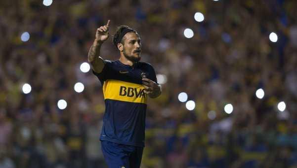 """Osvaldo, más hincha que nunca: """"Riquelme es mi ídolo"""""""