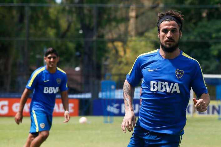 Daniel Osvaldo no fue al entrenamiento de Boca porque asaltaron a Jimena Barón
