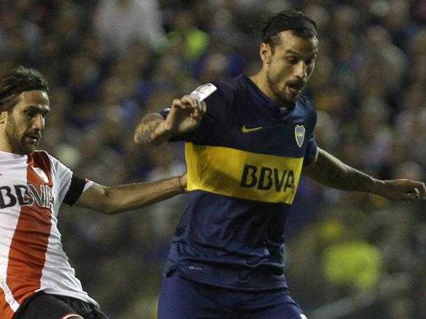 VIDEO: Pablo Osvaldo trolleó a un hincha de River Plate por derrota con Huracán
