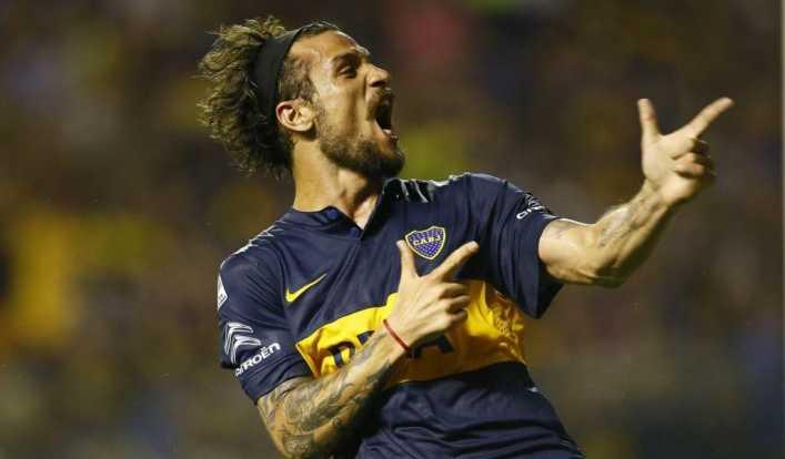 Osvaldo y los tres jugadores de Boca con los que se lleva bien