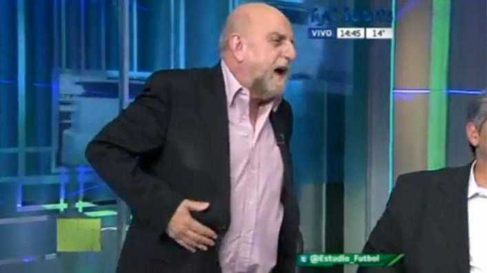 "VIDEO: Pagani ""Riquelme quiere volver a jugar"""