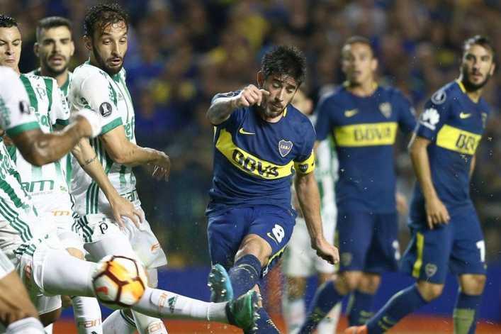 Palmeiras no perjudicará a Boca