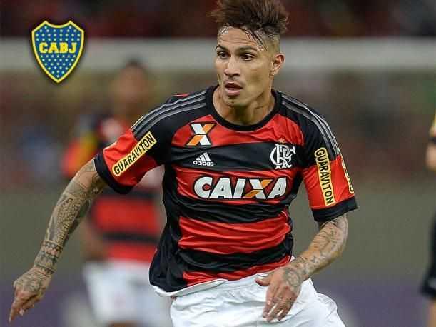 Paolo Guerrero: ¿Es cierto que podría llegar a Boca Juniors?