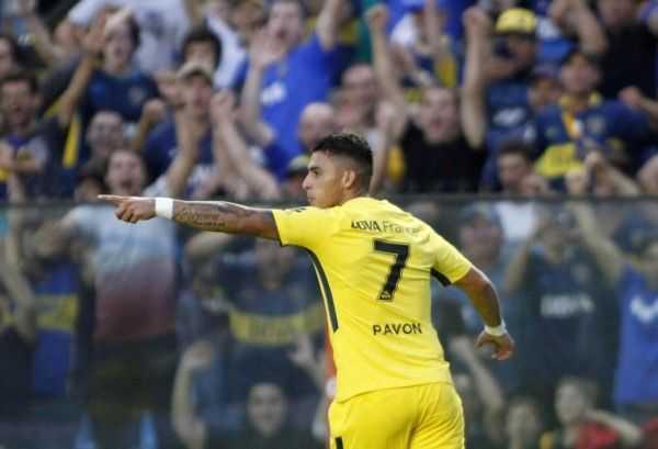 Pavón está en duda para el debut en la Copa Libertadores
