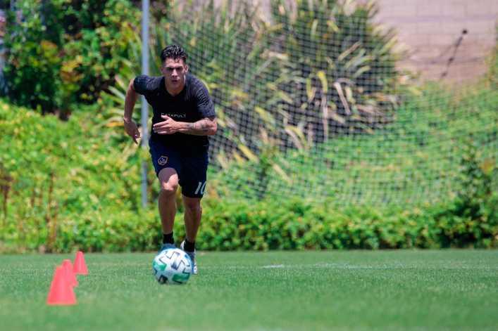 Pavón habló de su futuro y de la convocatoria a la Selección Argentina