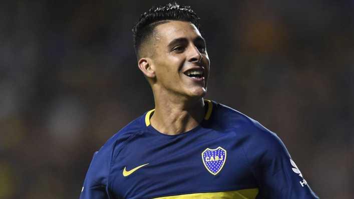 Pavón: Mi ídolo es Messi pero miro también mucho a Neymar