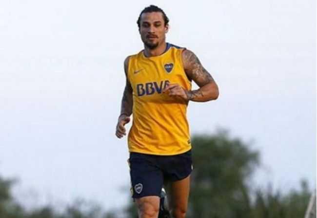 Pese a la lesión, Osvaldo viaja a San Juan con Boca