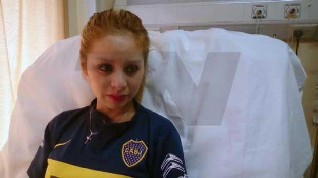 VIDEO: La policía atropellada que conmovió a Carlos Tevez