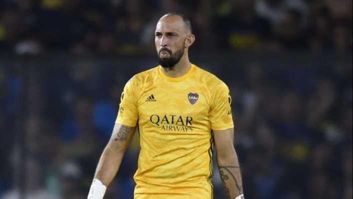 ¿Por qué Marcos Díaz no sigue en Boca?