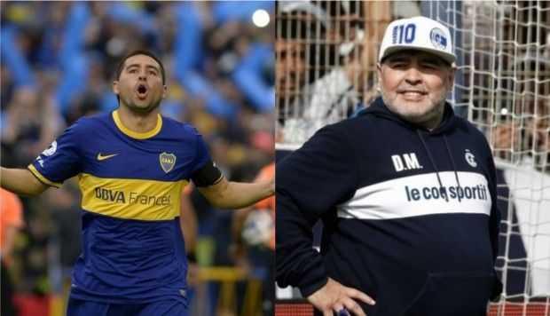 ¿Por qué Riquelme es más ídolo de Boca Juniors que Maradona?