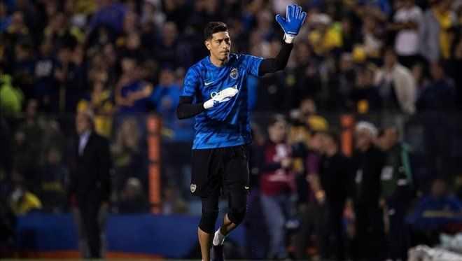 Por si se va: los posibles sustitutos de Andrada en Boca Juniors
