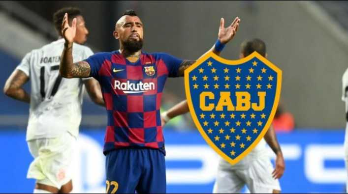 Prensa partidista de Boca Juniors se aprovecha del caos del Barça y le pide a Román Riquelme