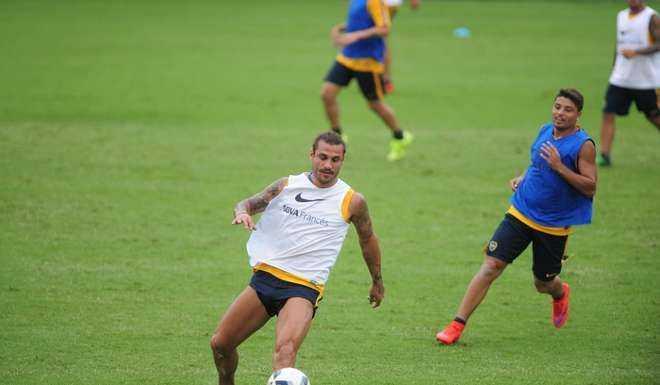 Preocupación en Boca: se retiró de la práctica con lágrimas