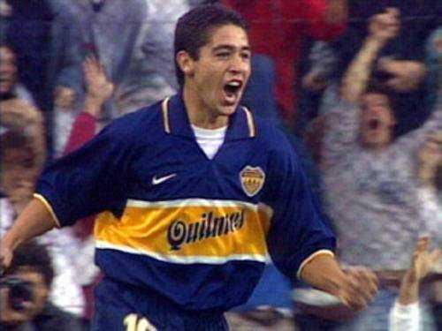 VIDEO: Primeras declaraciones de Riquelme tras su debut