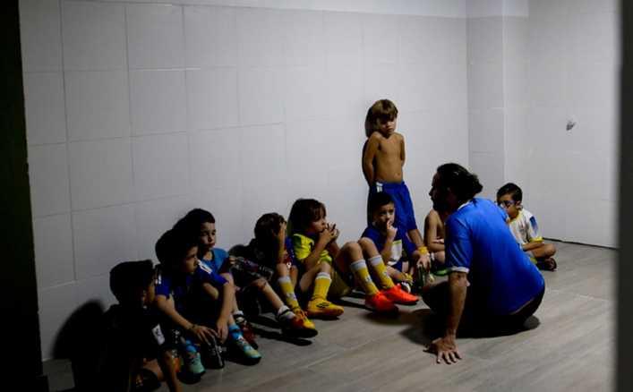 Próximo Messi podría estar en una academia de Buenos Aires