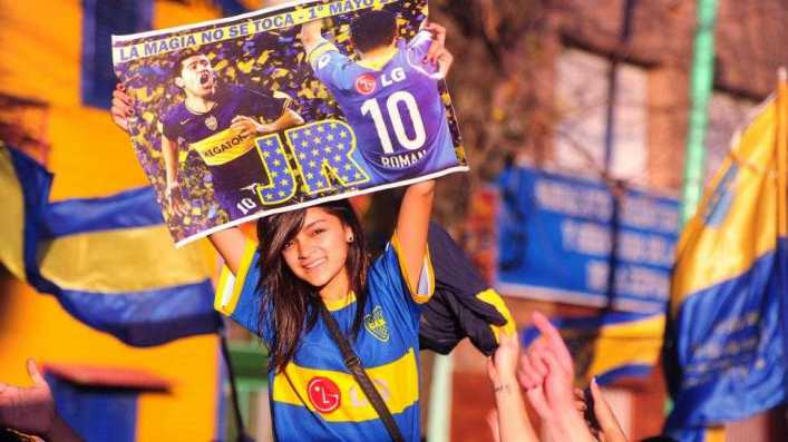 Puede ser histórico: ¿la última vez de Riquelme en la Bombonera?