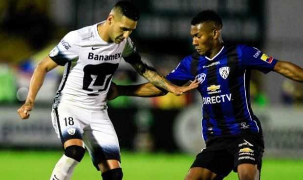 Pumas e Independiente del Valle definen al rival de Boca Juniors en semifinal