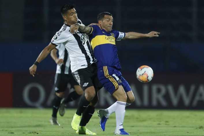 Qué canal transmite Boca Juniors vs. Libertad por la Copa Libertadores