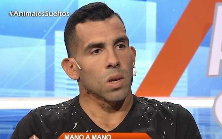 Que dijo Tevez por no estar en la lista de la Selección