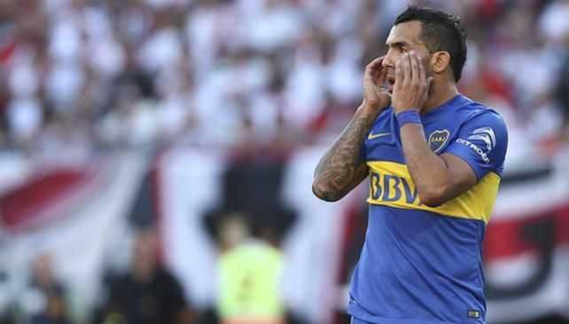 ¿Qué dijo Tevez sobre su posible salida de Boca en junio?
