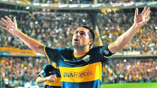 ¿Qué hará Riquelme durante el duelo entre Boca y Villarreal en La Bombonera?