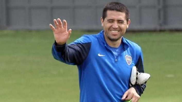 ¿Qué hará Riquelme si Arruabarrena lo pide para Boca?