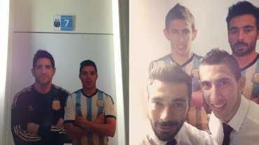 ¿Qué jugador de la Selección argentina sigue los pasos de Tevez y no comparte habitación?