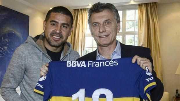 Qué papel puede jugar Riquelme en la rebelión de los futbolistas contra Sergio Marchi