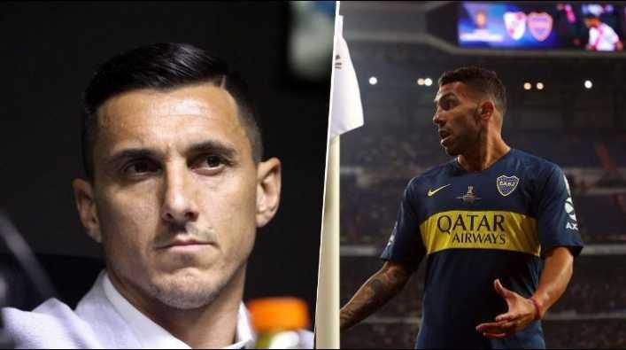 ¿Qué pasa entre Carlos Tevez y Nicolás Burdisso?