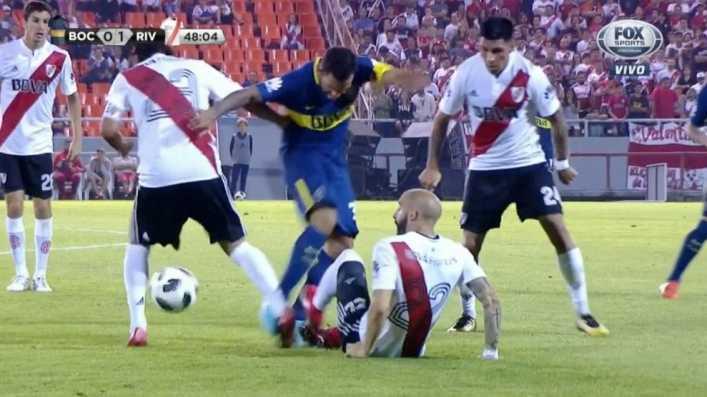 ¿Qué pasó, Carlitos?