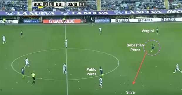 Qué puede aportarle Sebastián Pérez a Boca