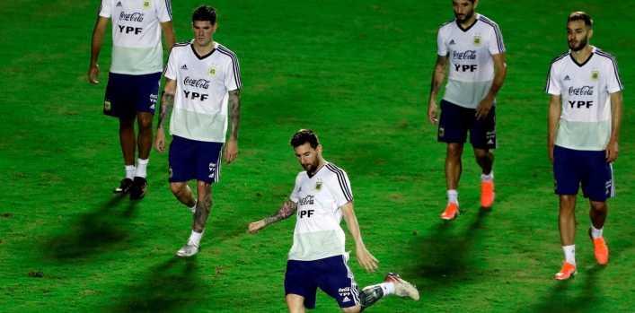 Que sean 10 + Messi